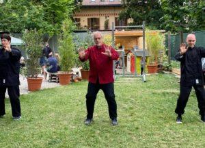 Corso prima Scuola Italiana di Kenpo Taikyokuken